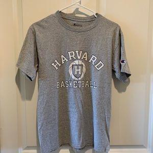 Harvard university basketball t-shirt champion